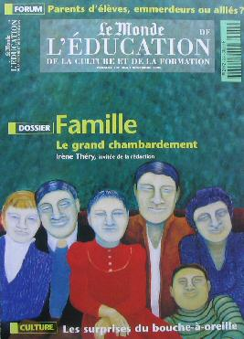Famille Le Monde by Charlotte Ince